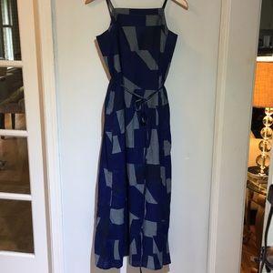 NWT GAP Dress. Shades of Blue. ☮️❤️👗